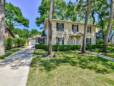 Houston Single Family Home For Sale: 426 Winter Oaks Drive