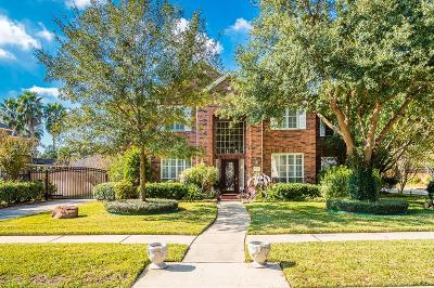 Houston Single Family Home For Sale: 5539 Evening Shore Drive