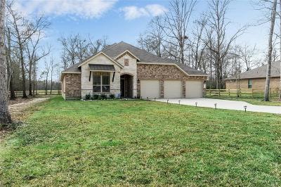 Conroe Single Family Home For Sale: 4626 Axis Trail
