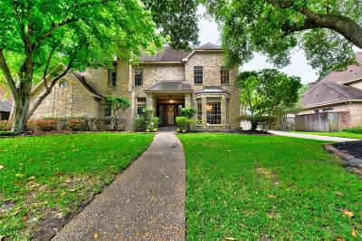 Galveston County, Harris County Single Family Home For Sale: 5206 Walnut Hills Drive
