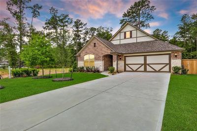 Conroe Single Family Home For Sale: 2809 Bretton Woods Drive