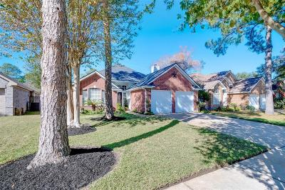 Single Family Home For Sale: 15958 Oak Mountain Drive