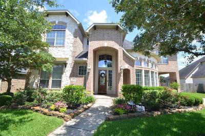 Sugar Land TX Single Family Home For Sale: $549,990