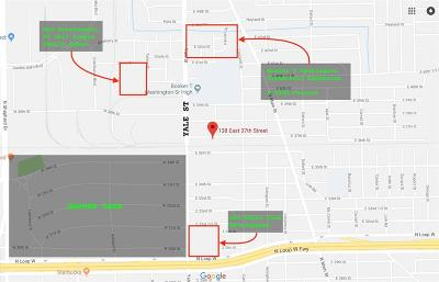 Houston Residential Lots & Land For Sale: 138 E 37th Street