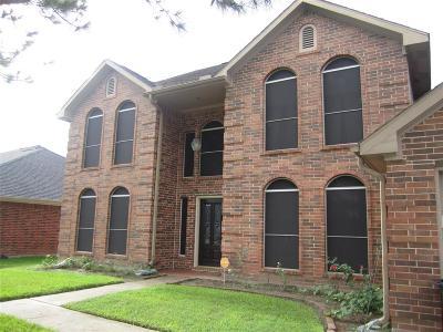 La Porte Single Family Home For Sale: 9518 Rustic Gate Road