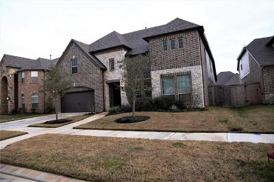 Fulshear Single Family Home For Sale: 30715 Barred Owl Way