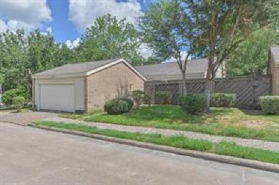 Houston TX Single Family Home For Sale: $213,900