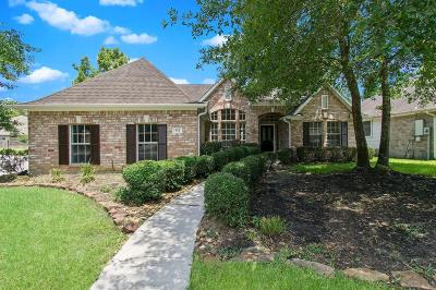 Conroe Single Family Home For Sale: 912 Katie Lane