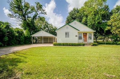 Austin County Single Family Home For Sale: 5415 N Commerce Street