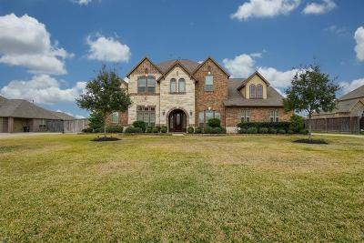Cypress Single Family Home For Sale: 17911 Country Cove