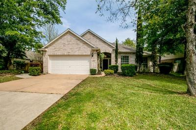 Spring Single Family Home For Sale: 17414 Memorial Trace Drive