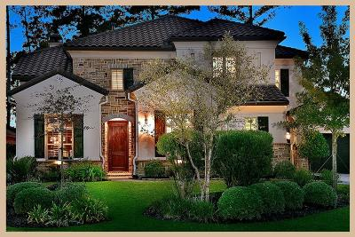 The Woodlands Single Family Home For Sale: 31 Wrangler Pass Drive