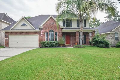 Humble Single Family Home For Sale: 8111 Silver Lure Drive