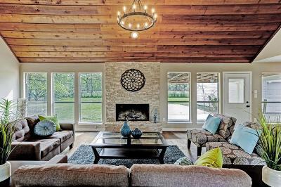 Houston Single Family Home For Sale: 1422 Chestnut Ridge Road