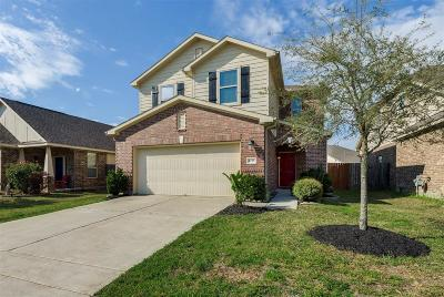 Houston Single Family Home For Sale: 3215 Bainbridge Hill Ln Lane