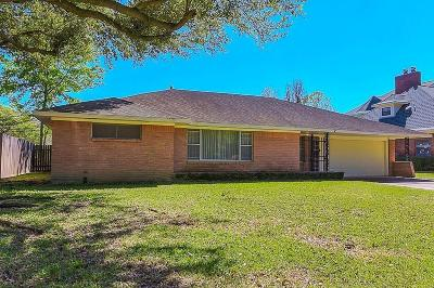 Houston Single Family Home For Sale: 5259 Jason Street E