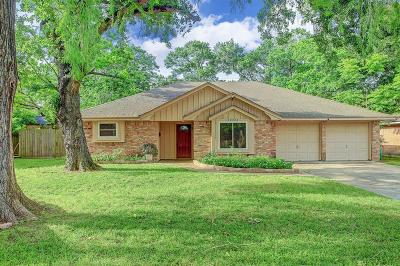 Houston Single Family Home For Sale: 10522 Barwood Drive