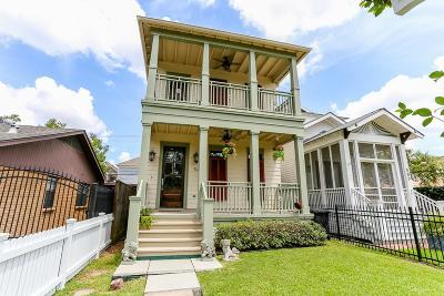 Houston Single Family Home For Sale: 507 E 26th