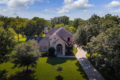 Missouri City Single Family Home For Sale: 3710 Pecan Ridge Drive