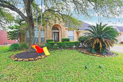 Pearland Single Family Home For Sale: 4134 Sorenson Drive