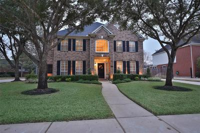 Katy Single Family Home For Sale: 21918 Fieldvine Court