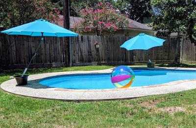 Cypress Single Family Home Option Pending: 12518 Saracen Drive