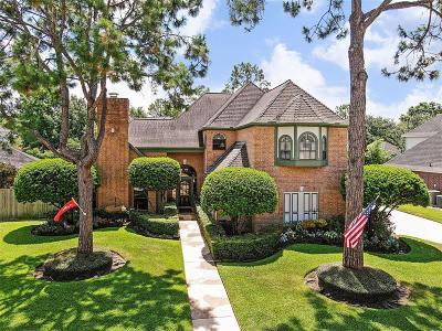 Houston Single Family Home For Sale: 13319 Tropicana Drive