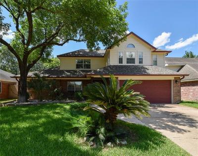 Houston Single Family Home For Sale: 17526 Hamilwood Drive