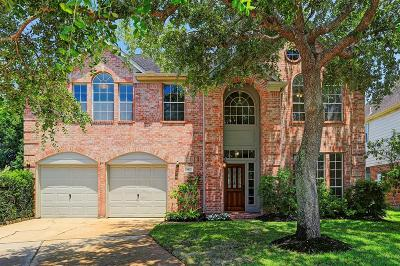 Pearland Single Family Home For Sale: 3107 E Webber Drive