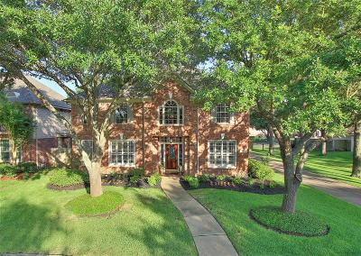 Katy Single Family Home For Sale: 3407 Castlewind Drive
