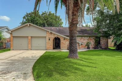 Texas City Single Family Home For Sale: 1814 21st Avenue N