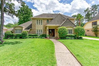Houston Single Family Home For Sale: 12007 Normont Drive
