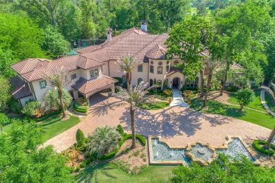 The Woodlands Single Family Home For Sale: 10 Estancia Place