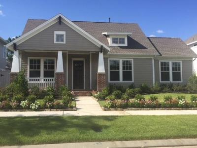 The Woodlands Single Family Home For Sale: 54 Footbridge