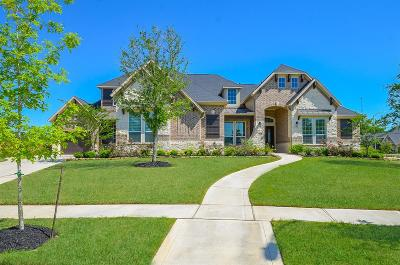 Fulshear Single Family Home For Sale: 29702 Deer Crest Ln