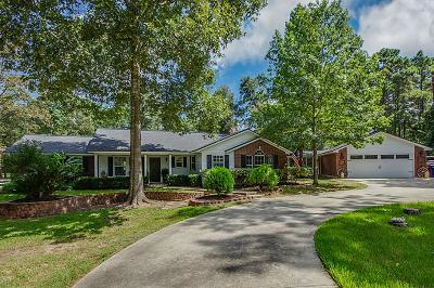 Conroe Single Family Home For Sale: 16692 Stonecrest Drive