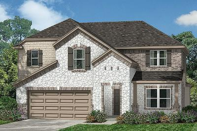 Katy Single Family Home For Sale: 1414 Wheatley Hill