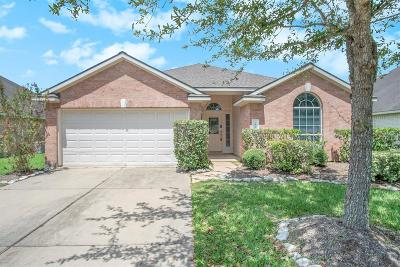 Pearland Single Family Home For Sale: 5815 Orchard Spring Court