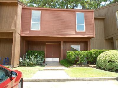 Montgomery Condo/Townhouse For Sale: 3234 Poe