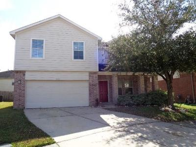 Spring, The Wodlands, Tomball, Cypress Rental For Rent: 20707 Fernwick Village Drive