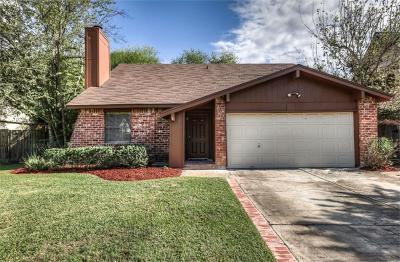 Single Family Home For Sale: 17206 Telegraph Creek Drive
