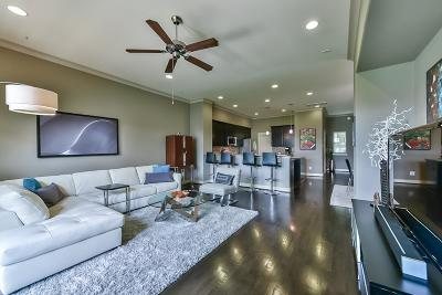 Houston Condo/Townhouse For Sale: 4243 Dickson Street
