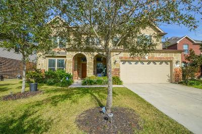 Cypress Single Family Home For Sale: 19726 Benbrook Manor Lane