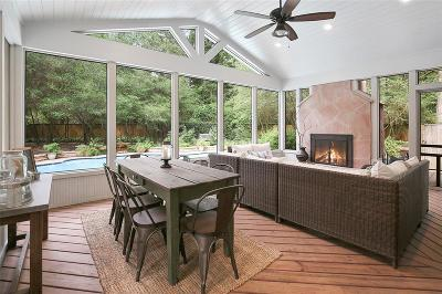 The Woodlands Single Family Home For Sale: 2 W Misty Morning Trace