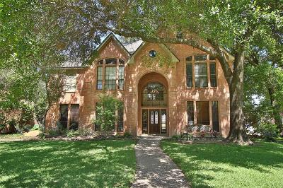 Harris County Single Family Home For Sale: 6834 Cherry Hills Road