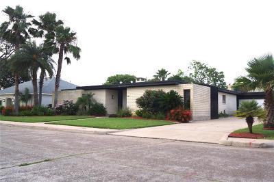 Galveston Single Family Home For Sale: 12 Park Lane