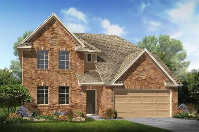 Richmond Single Family Home For Sale: 635 Summer Trace Lane Lane