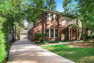 The Woodlands Single Family Home For Sale: 7 Twin Feather Place