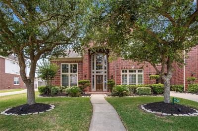 Pearland Single Family Home For Sale: 11507 Island Breeze Street