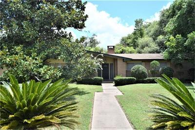 Weimar Single Family Home For Sale: 507 S Exchange Street